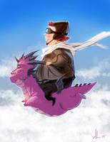 dragon land by zano