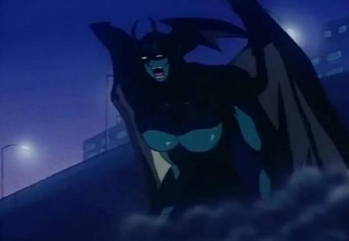 Devil Lady Giga-Effect Jun Fudo by Hellbender47