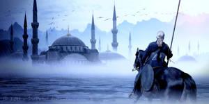 Byzantium by DriPoint