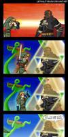 Final Smash/Seal by Lethalityrush