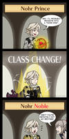 Class Change! by Lethalityrush