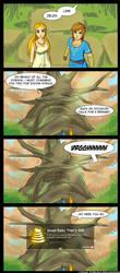 The Deku Tree's Gift [Comic + Dub] by Lethalityrush