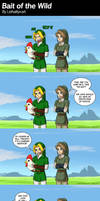 Bait of the Wild [Comic + Video] by Lethalityrush