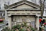 Salwator Cemetery, Krakow, Poland I by MissNightmarePhoto