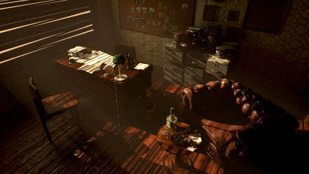 Detective Room WIP b by Ramdabam