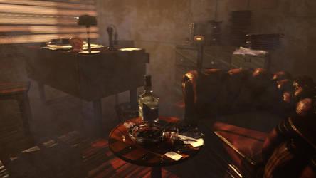 Detective Room 2 by Ramdabam