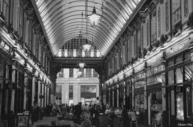 Leadenhall Market by BaKaShou