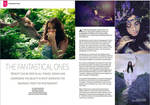 Feature in En vie Magazine Dec2013 by Obsessed-by