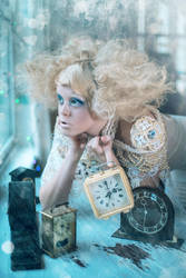 Time is running out by Obsessed-by