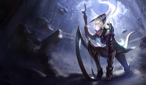 Diana Wallpaper - League of Legends by Greev