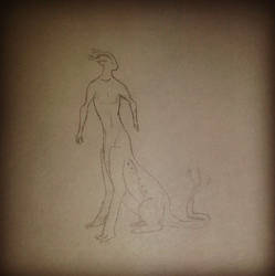 Original Species: Jen'Wargl by muntu1221
