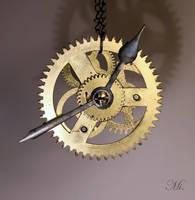 Steampunk pendant 46 by TheCraftsman
