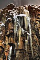 ROCK AND ICE by HeatherWaller-Rivet