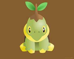 Turtwig by Concore