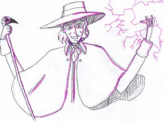 The Warlock by DarlingWrites