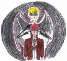 Semi-Angelic A-hole by DarlingWrites