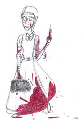 The Vampire Nurse by DarlingWrites