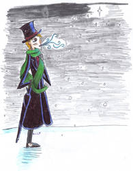Mortality in the Snow by DarlingWrites