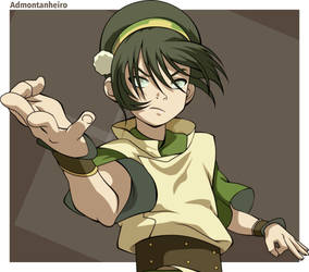 Toph Beifong by AdMontanheiro