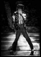 Billie Jean 1983 by LilDevilAriel