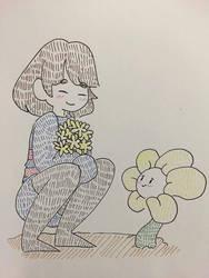 flower by Kanga-RooRoo