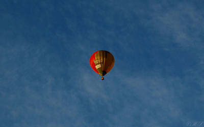 Hot Air Balloon by MLgraphy