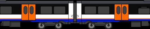 London Overground Class 710/1 by WestRail642fan