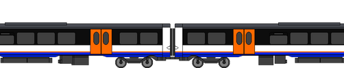 London Overground Class 710/1 w-pantograph by WestRail642fan