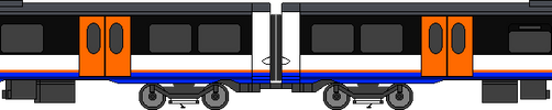 London Overground Class 710/2 by WestRail642fan