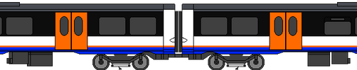 London Overground Class 710/2 w-pantograph by WestRail642fan