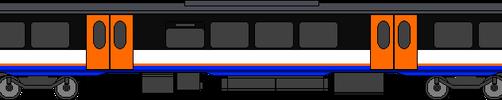 London Overground Class 710/3 by WestRail642fan