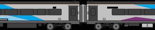 TPE Class 68/MK5A Nova 3 by WestRail642fan