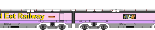 NER InterCity APT-P Cadence by WestRail642fan