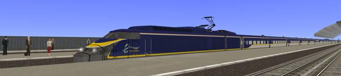 Class 373 e300 by WestRail642fan