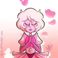 Pink Diamond by akanague