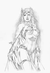 Jean Grey by DLimaArt