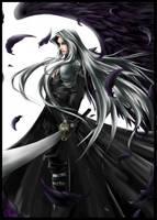 Sephiroth by ajun
