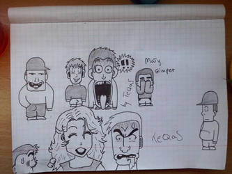 Types of Guys by Neravi