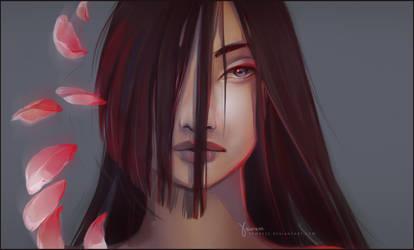 Mulan by Yewrezz