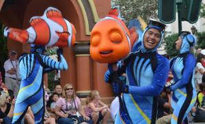 Nemo Smiles by elephanza