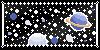 Galaxy Stamp by AstraPlanetiHesperus