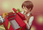 A Special Gift by Kaorien
