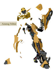 Transformer Vector Art by manurag12