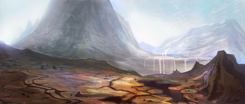 Crevasse by JamesBlanton