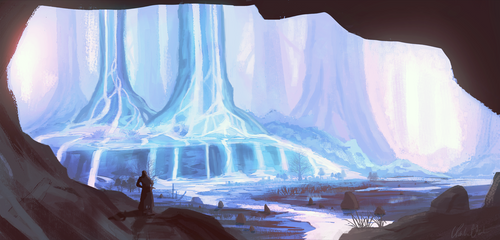 Well of Souls III by JamesBlanton