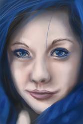 Blue by JamesBlanton