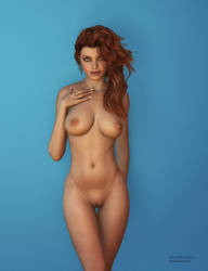 Naked by janedj