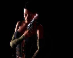 Sky Pirates: Gunslinger by FeelinStrangelyFine