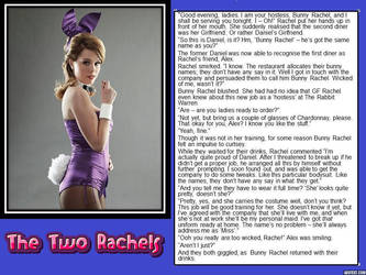 The Two Rachels (a request for Swifty89-93) by p-l-richards