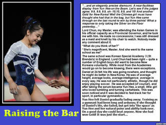Raising the Bar (a request for Swifty89-93) by p-l-richards